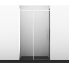 Душевая дверь Wasserkraft Alme 15R05, раздвижная на роликах, универсальная
