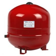 Бак расширительный Valtec 24 л для отопления красный