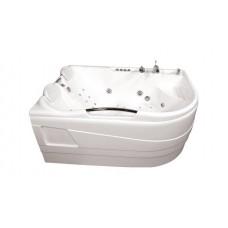 Ванна акриловая Тритон Респект правая 1800х1300х750 мм в сборе