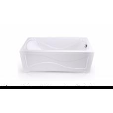 Ванна акриловая Тритон Стандарт 1400х700х580 мм в сборе