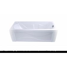 Ванна акриловая Тритон Стандарт 1700х750х570 мм в сборе