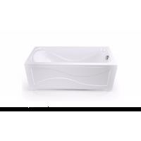 Ванна акриловая Тритон Стандарт 1700х700х570 мм в сборе